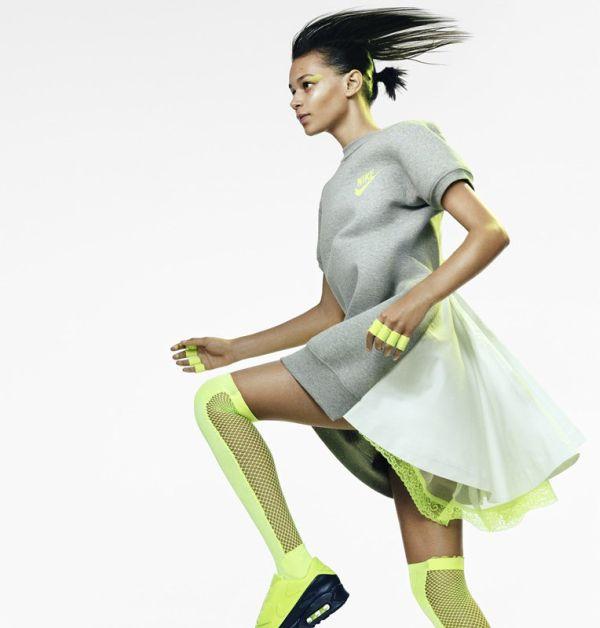 Современная спортивная мода