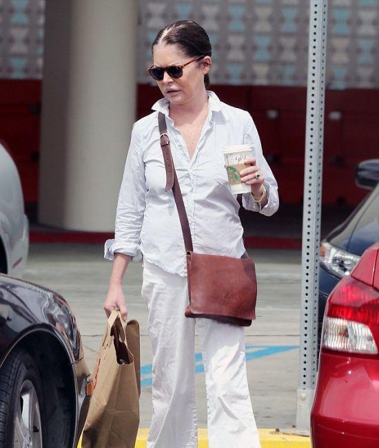 Актриса Лара Флинн из сериала «Твин Пикс» изменилась до неузнаваемости