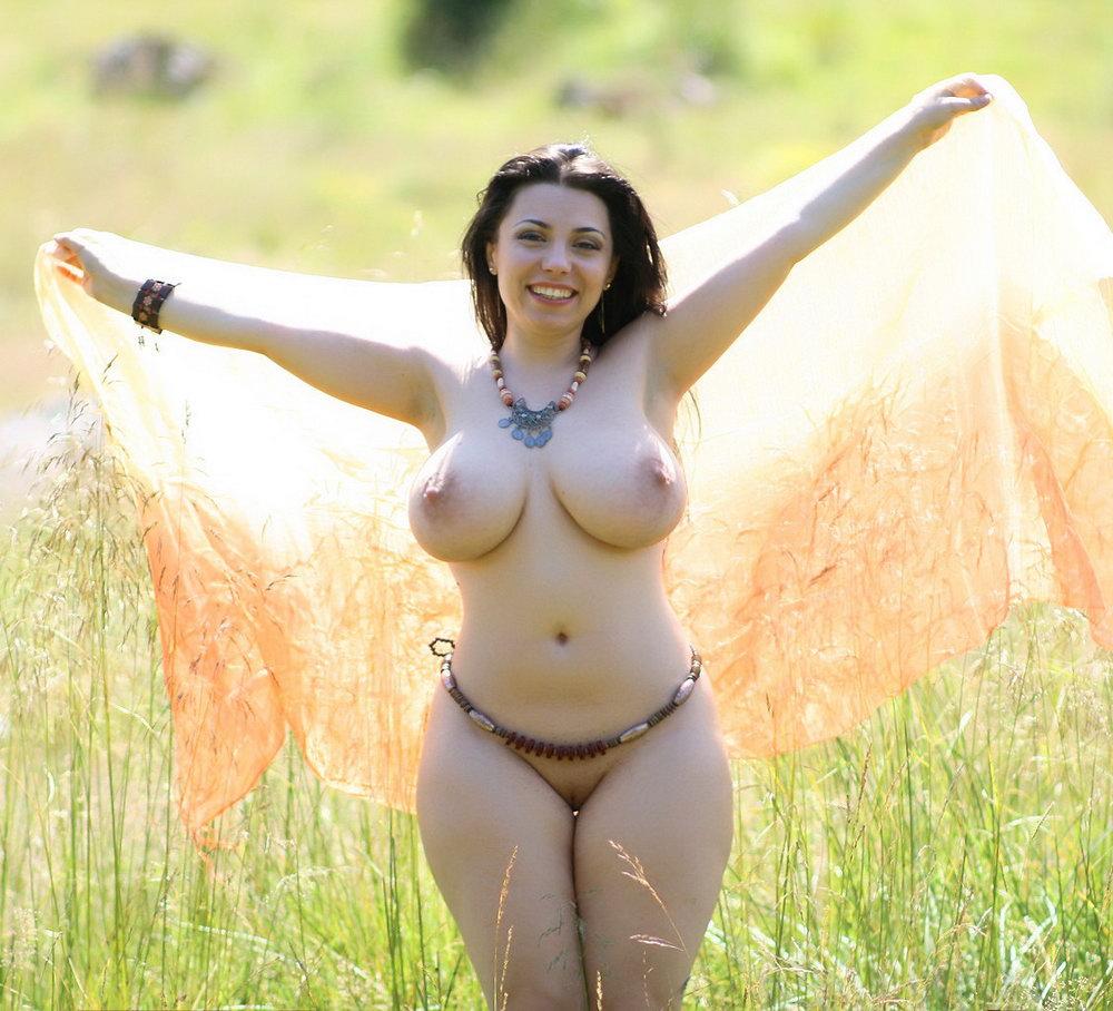 Фото голых полных женщин красивых #1