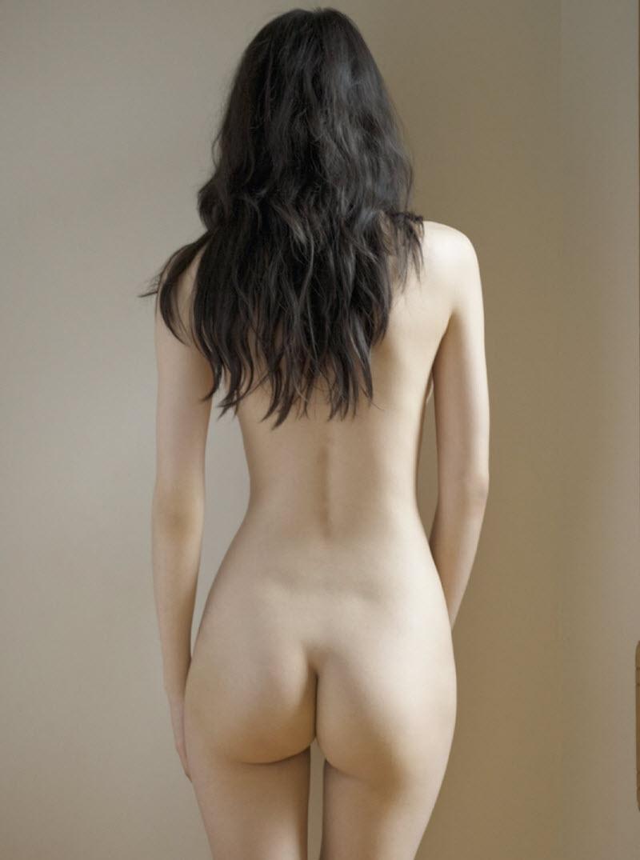 Skinny girls naked butt, cuckold fuck