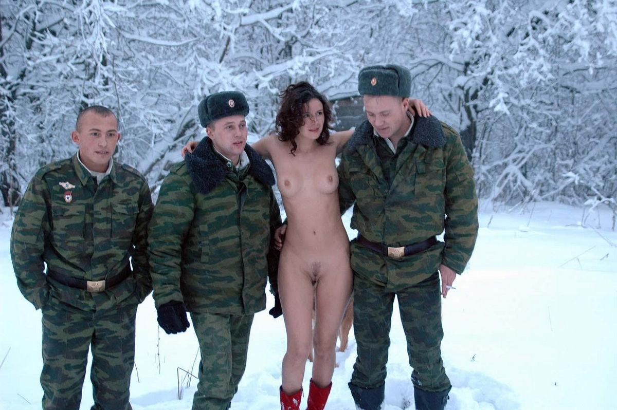 Солдатское блядство фото 2 фотография