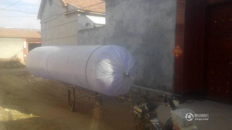 Транспортировка газа в китайской провинции