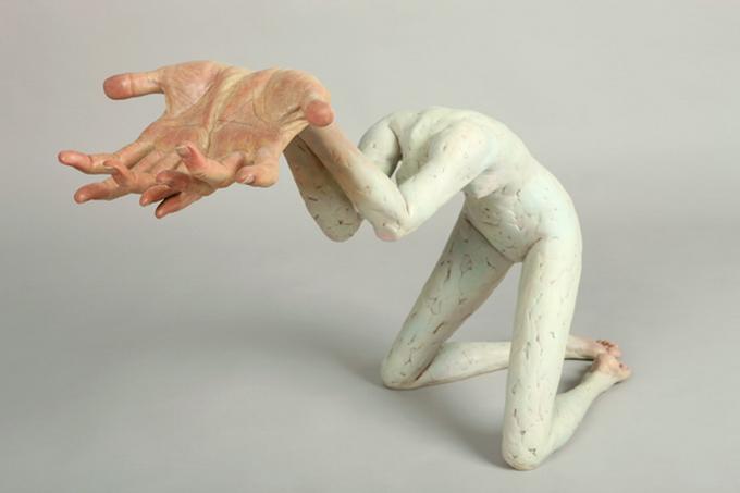 Современный художник Choi Xooang