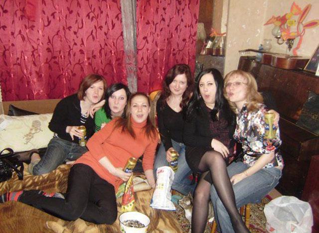 Новый Год Фото Домашняя Пьянка