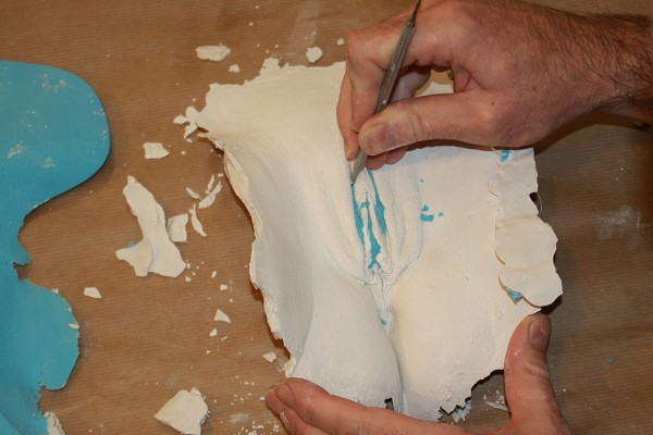 Британский скульптор Джейми Маккартни обогащает современное искусство очередным шедевром