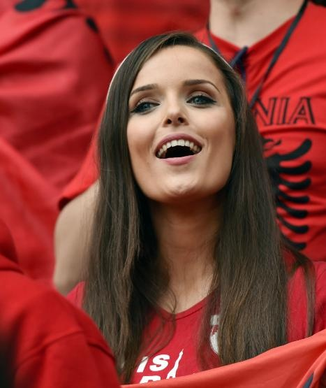 Подборка болельщиц с Евро 2016
