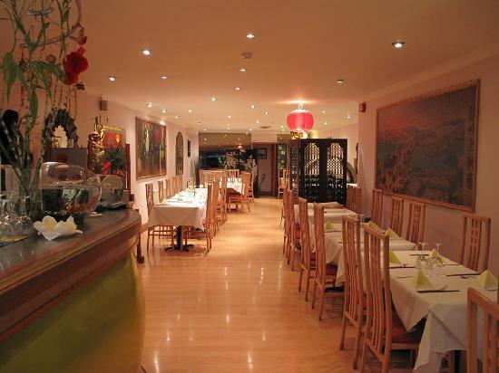 Как выглядит кухня лучшего китайского ресторана в Плимуте