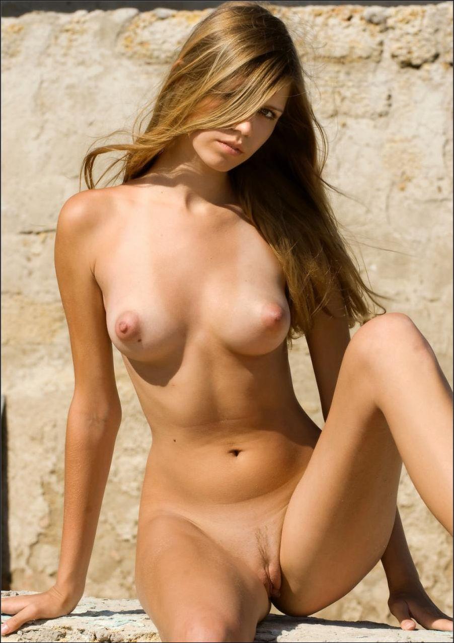 Puffy nipples tan lines