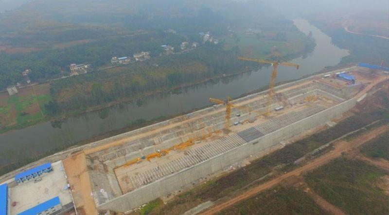 В Китае строится копия Титаника в натуральную величину