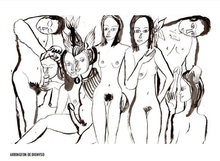 Pornhub выпускает раскраски для взрослых