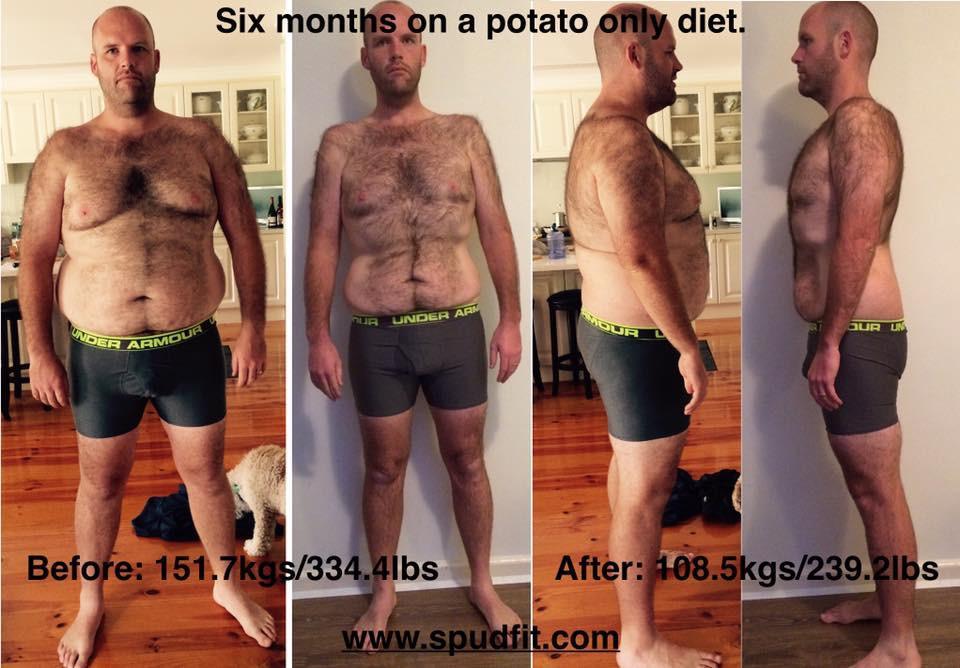 Как похудеть на 50 кг без диет