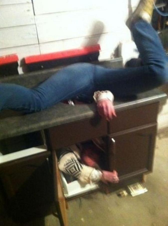 Последствия пьянок и вечеринок