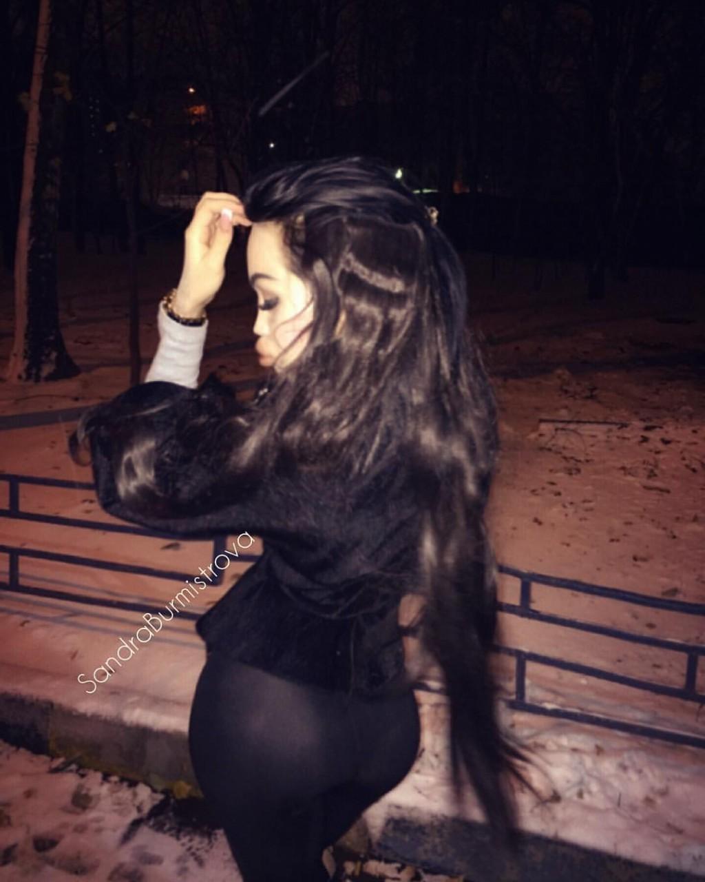 Охотница за олигархами - Сандра Бурмистрова