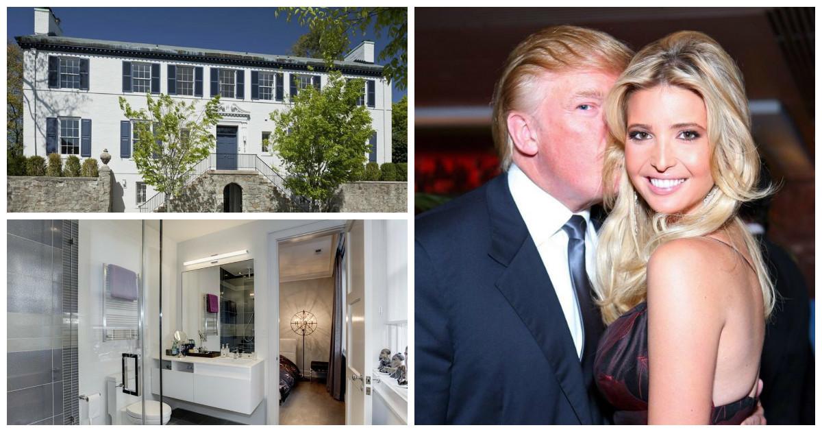 В гостях у Иванки Трамп: как выглядит новое жильё дочери 45-го президента США, стоимостью 5,5 миллионов долларов