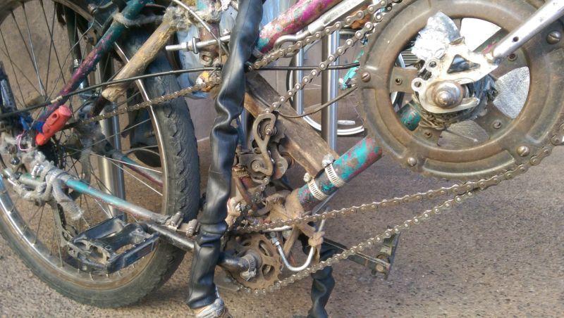 Велосипед доктора Франкенштейна