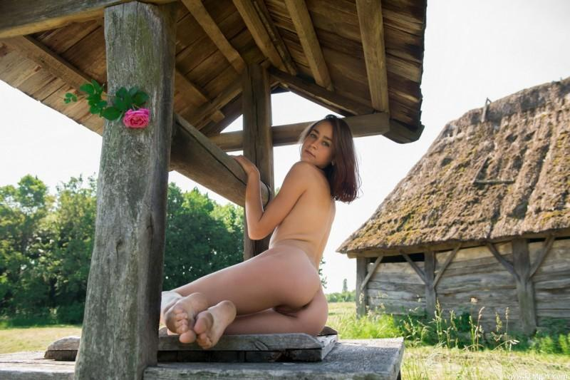 отпуск в деревне эротика