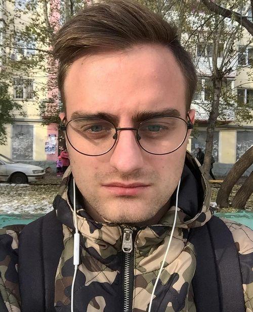 Двойник Гарри Поттера из Красноярска