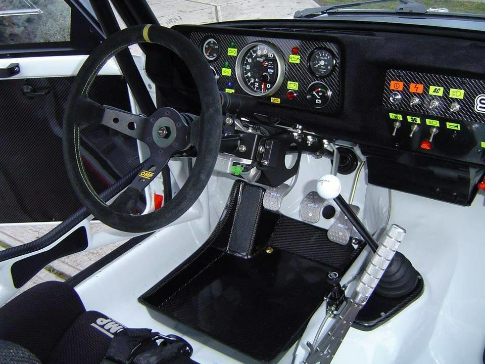В Штатах продаются раллийная Lada VFTS за $40 тысяч