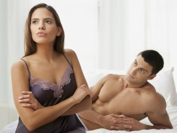 Когда жена отказывает в сексе