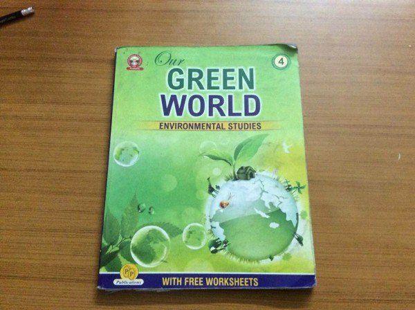 Занимательный эксперимент в индийском учебнике по природоведению