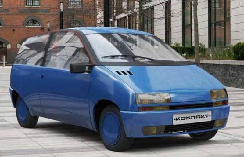 Неизвестные советские автомобили, которые не попали в серийное производство