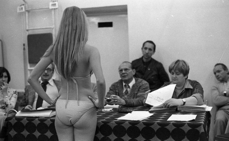 Вступительные экзамены в цирковом училище в Будапеште 1977 год
