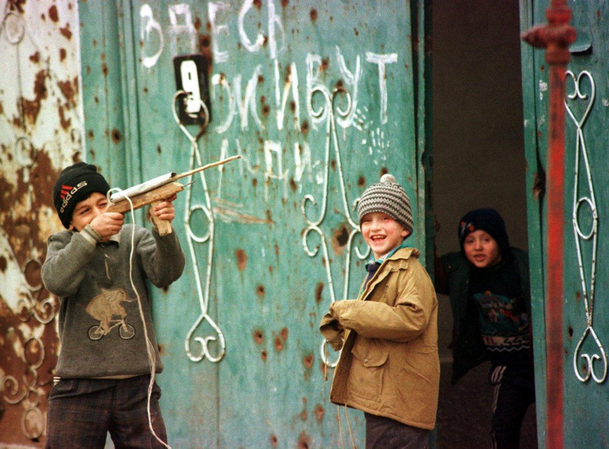 Россия в первые 10 лет после развала СССР