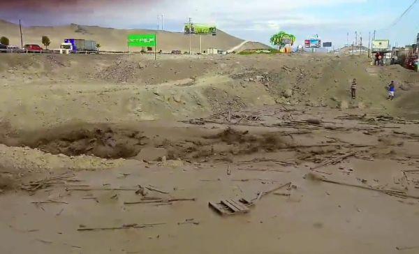 Сильнейшее наводнение в Перу: стихия унесла 48 жизней