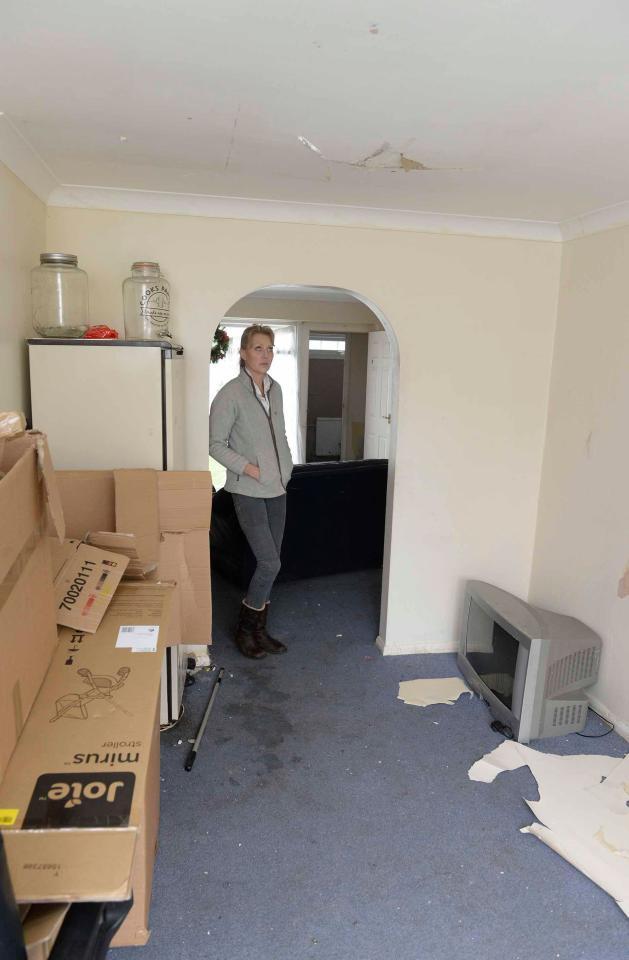 Арендаторы практически разгромили съемное жилище