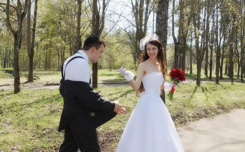 Свадебные фоточки