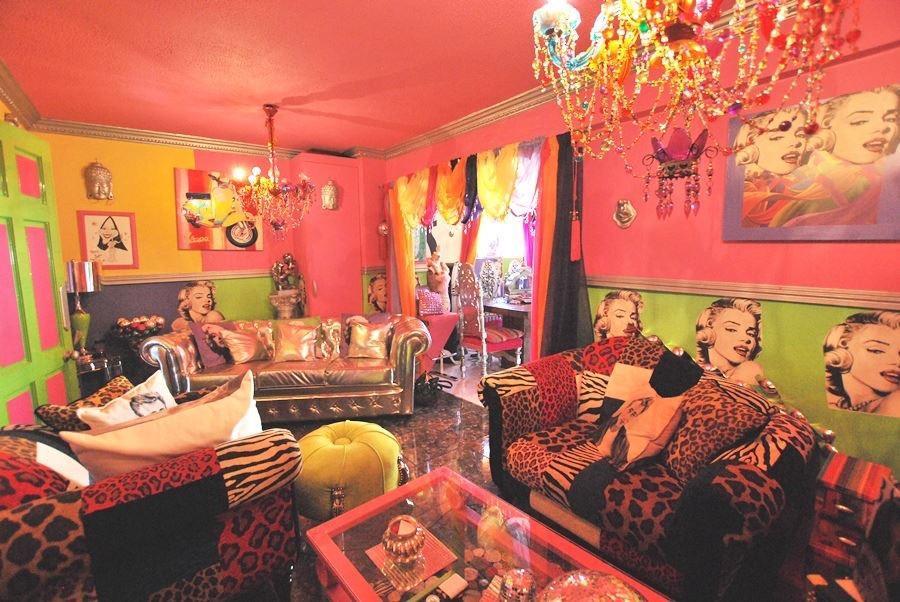 Веселый дом продается в пригороде Дублина