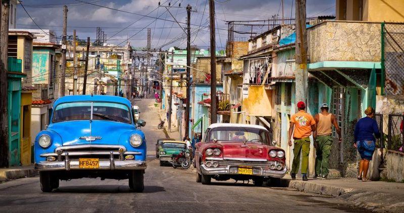 Вы находитесь на Кубе, если...