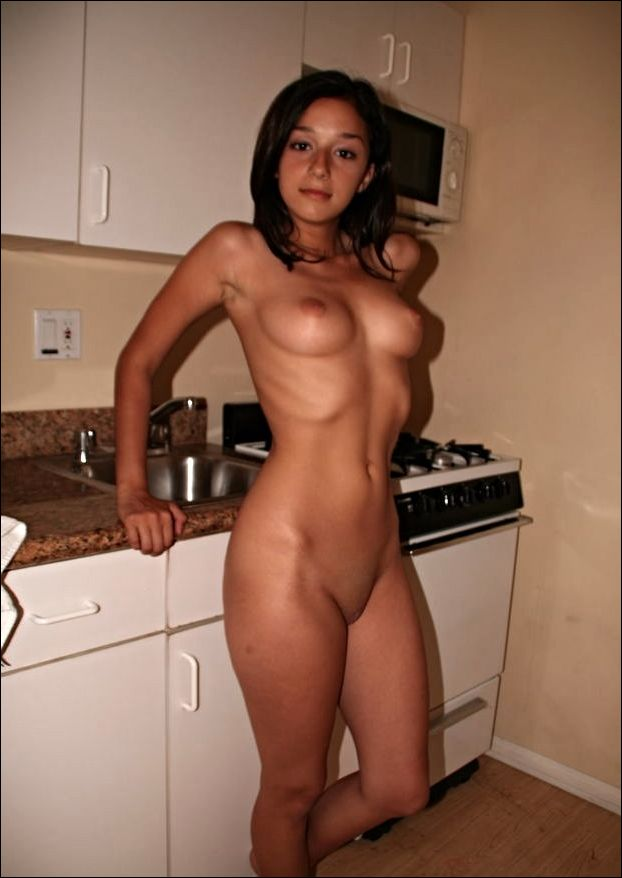 Girl with nice skinny italian slut