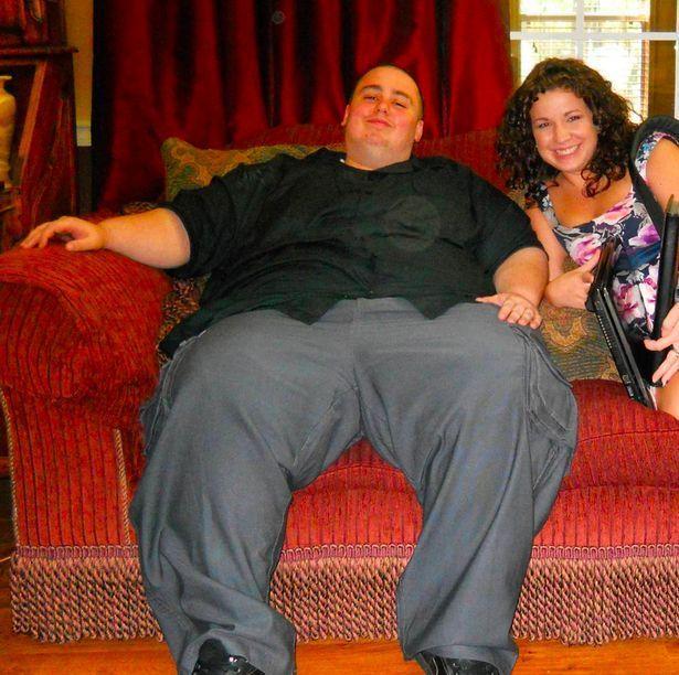 Толстячок сбросил 114 кг и стал качком