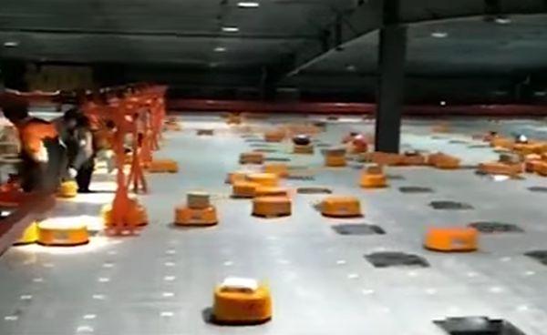 Как работает почта Китая