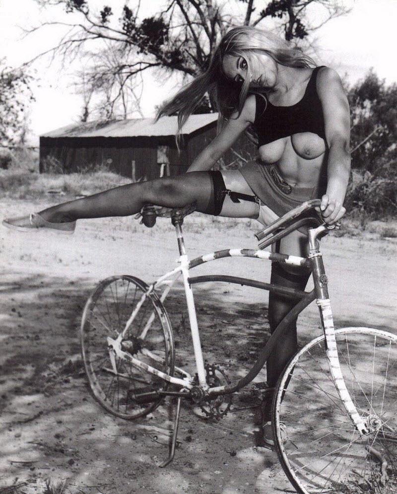 Весна, пора велосипед доставать!