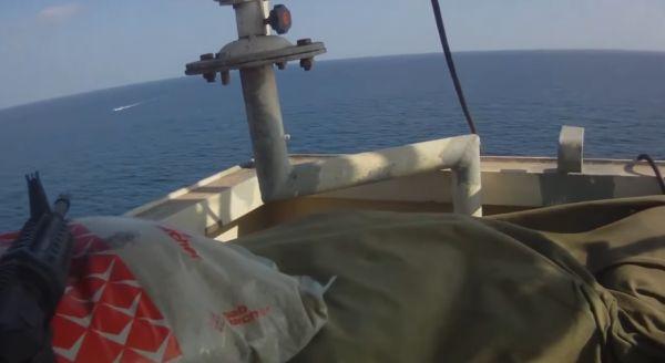 Расстрел сомалийских пиратов
