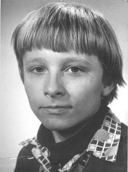 Угадайте, чья это детская фотография?