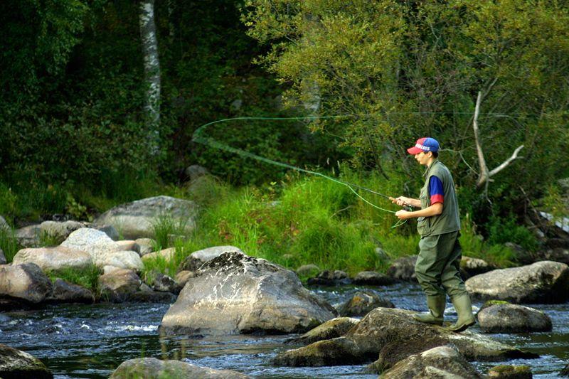 Кто на рыбалку?
