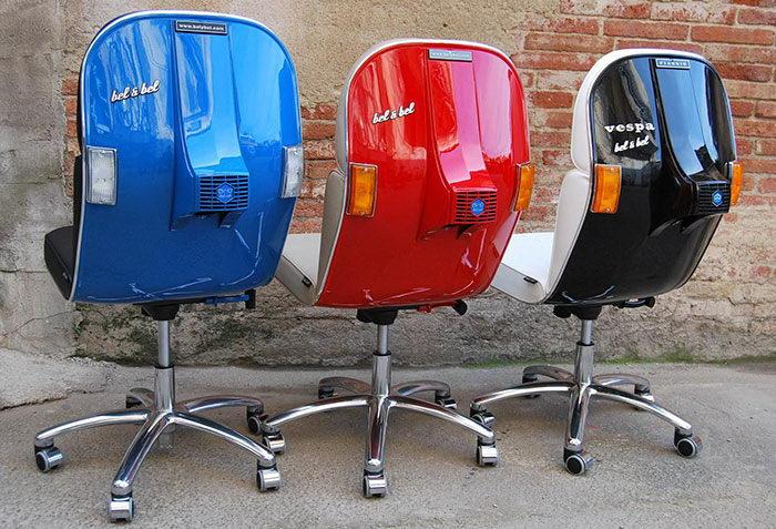 Самые хипстерские кресла в мире!