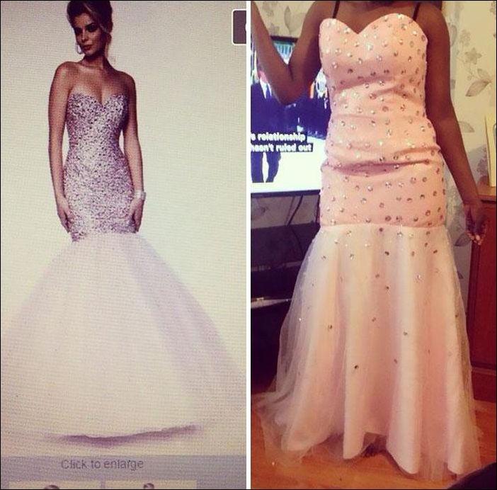 Онлайн покупка платья из Алиэкспресс. Ожидание и реальность