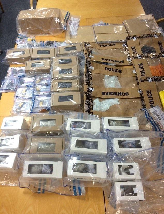 Дроны доставляли наркотики в тюрьму Великобритании