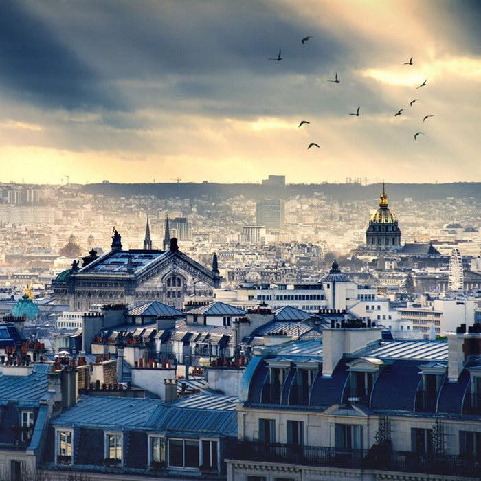 Подборка лучших снимков мастера урбанистической фотографии