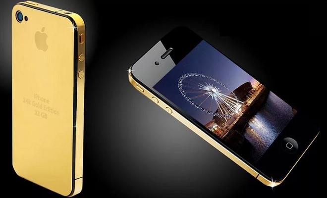 Самые дорогие смартфоны в мире