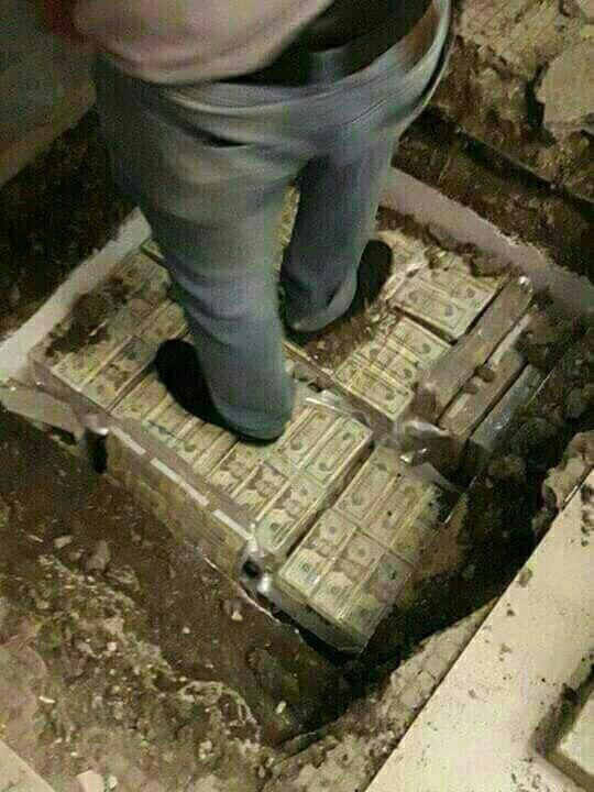 Что нашли в доме к таджикского прокурора
