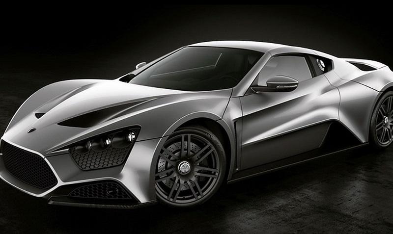 Десятка самых быстрых автомобилей