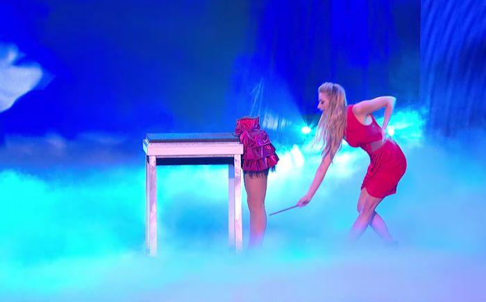 """Потрясающее выступление Жозефины Ли на Britain""""s Got Talent"""