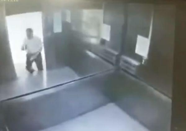 Медленная и болезненная смерть в лифте