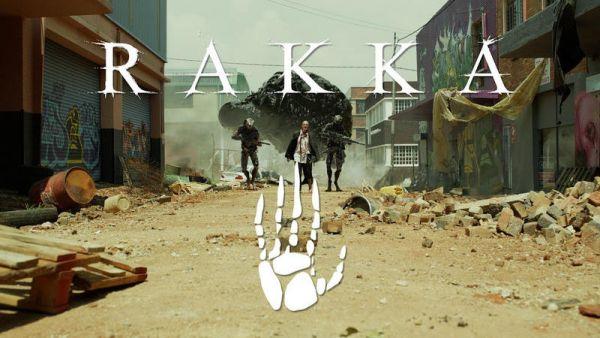 """""""Rakka"""" - короткометражка от создателя «Район №9»"""