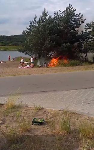 Так и начинаются пожары